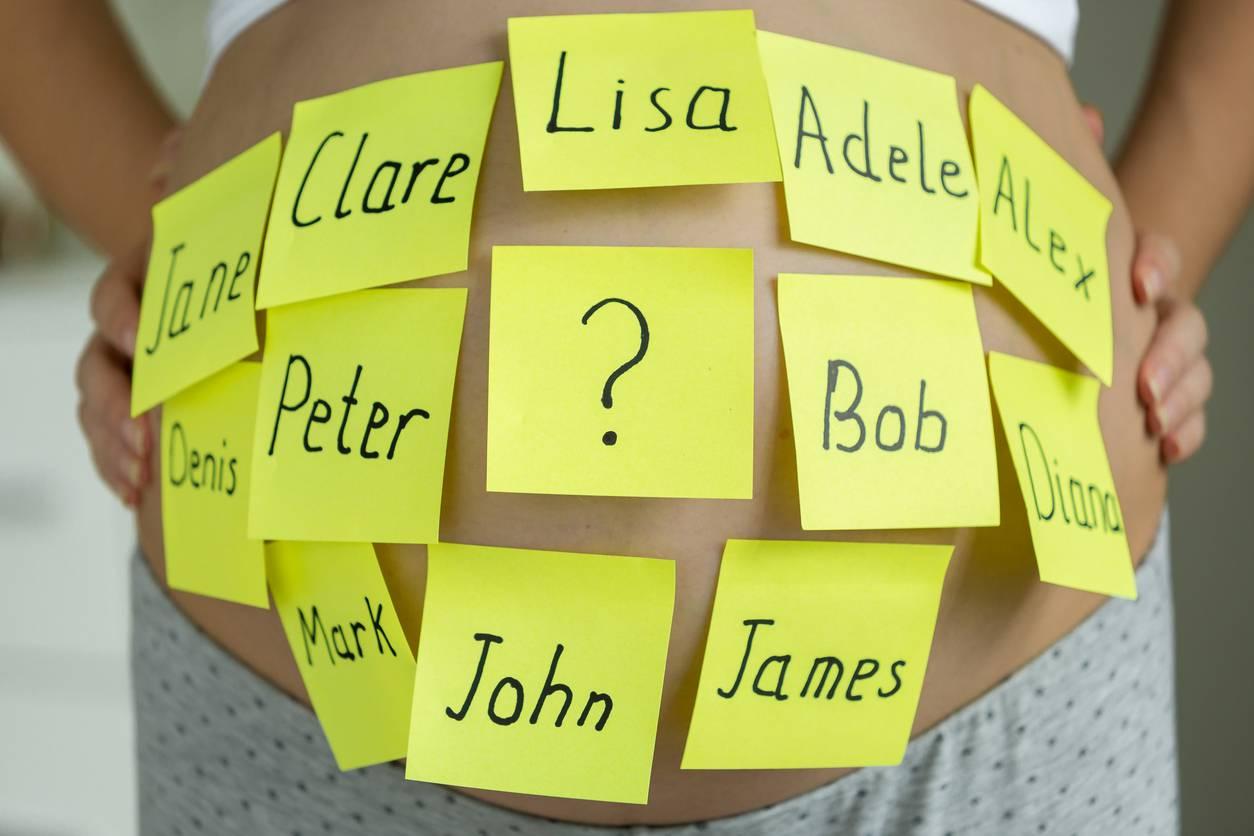 Quanti nomi si possono dare al bambino